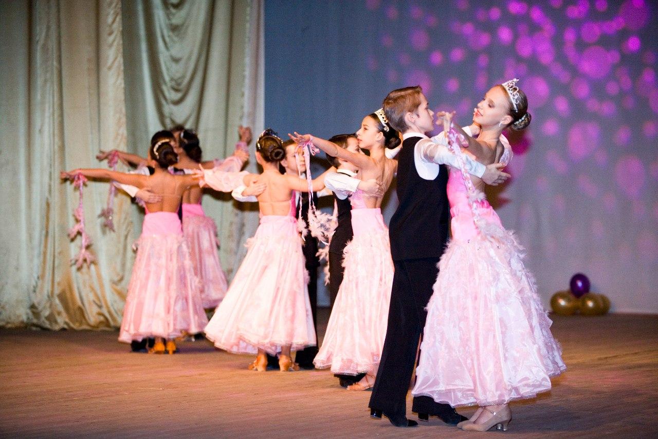 6 причин заняться танцами Вашему ребёнку